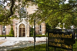 Munholland United Methodist Church